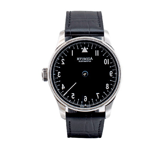 Azimuth Back in Time Black Pilot