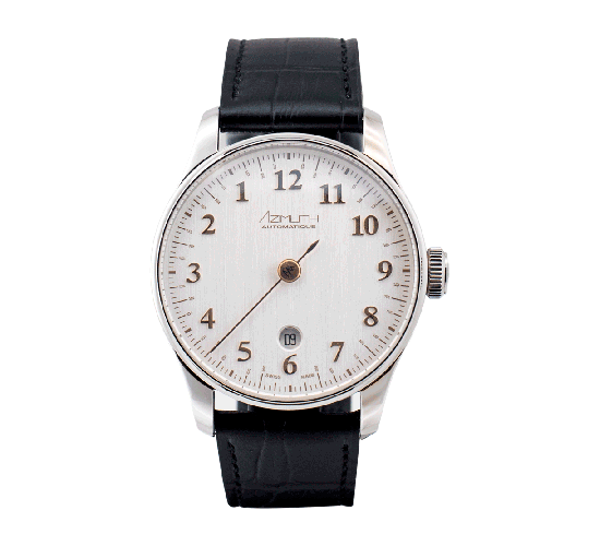 Azimuth Back in Time Silver