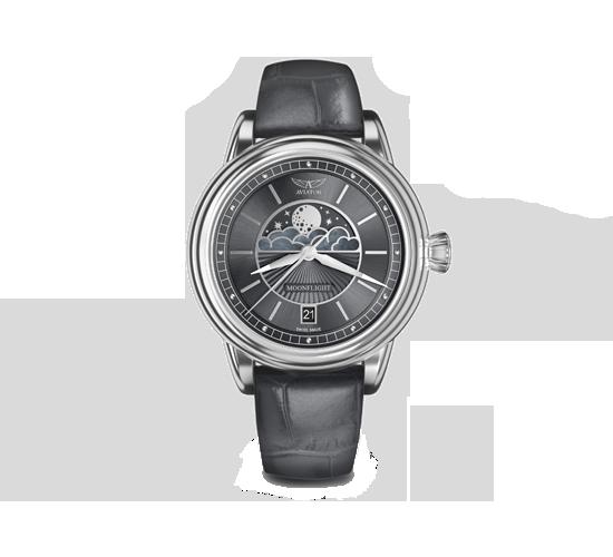 Aviator Moonflight Grey SS