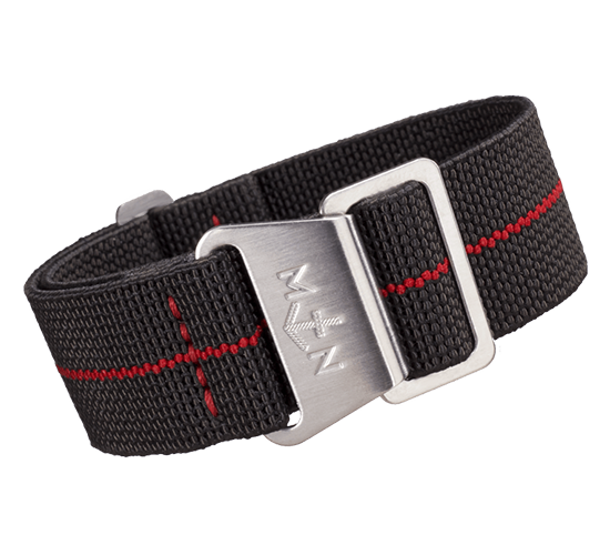 Erika's Originals MN Black Ops/Red 20mm Strap