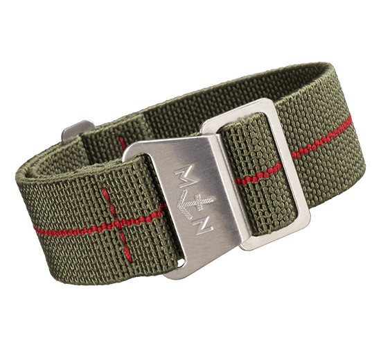 Erika's Originals MN Original/Red 24mm Strap