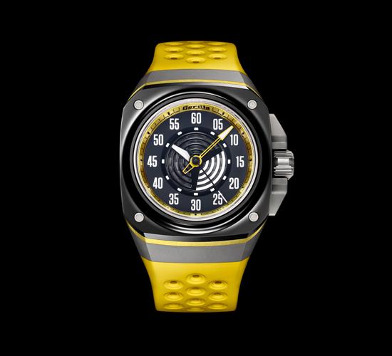Gorilla Fastback Titanium Stinger Yellow