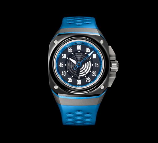 Gorilla Fastback Titanium Galaxy Blue
