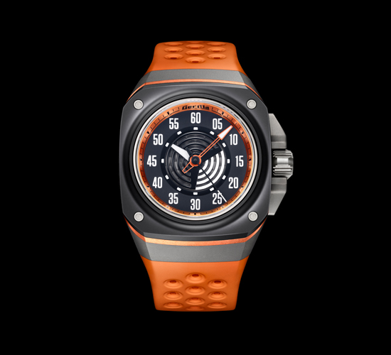 Gorilla Fastback Titanium Hugger Orange Monochrome