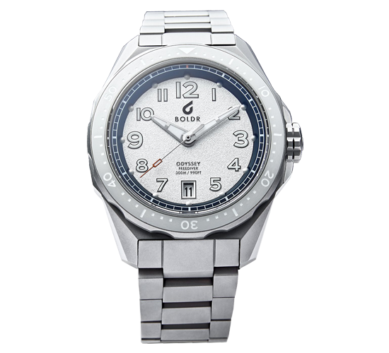Boldr Odyssey Freediver 545 Silver