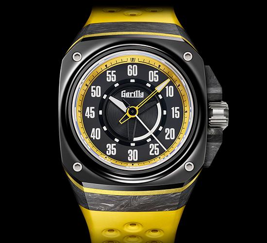 Gorilla Fastback Carbon Stinger Yellow
