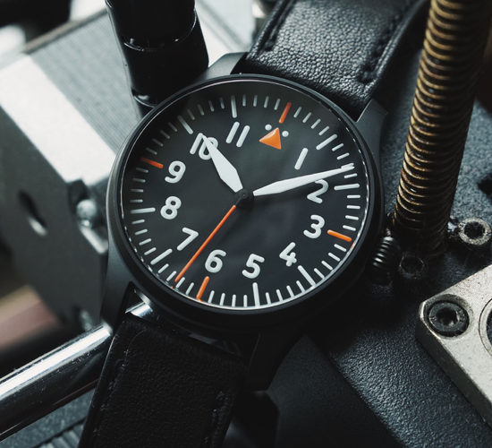 STOWA x RAW Celebratory Edition: Darth Pilot