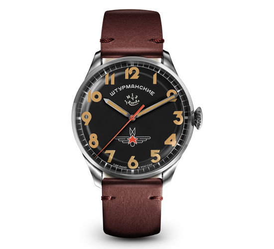 Sturmanskie Gagarin Vintage Black