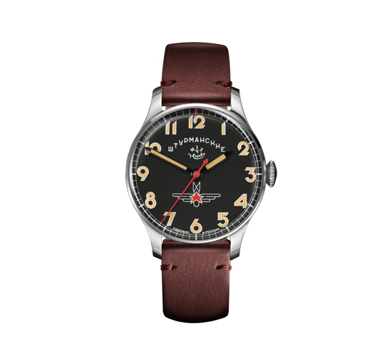 Sturmanskie Gagarin Vintage Black 33