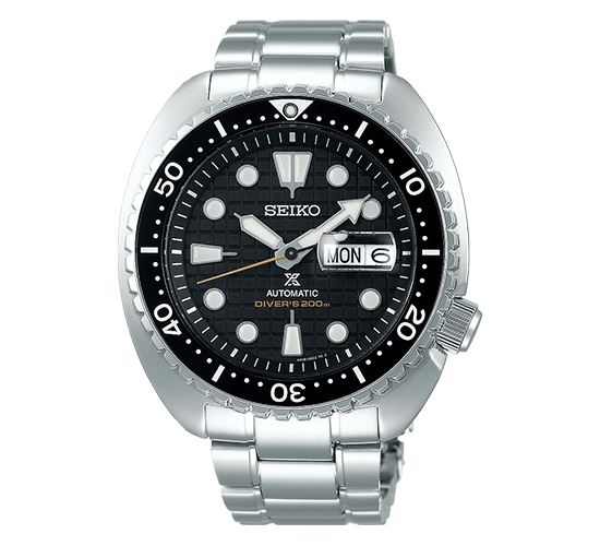 Seiko SRPE03K1 Prospex King Turtle Black