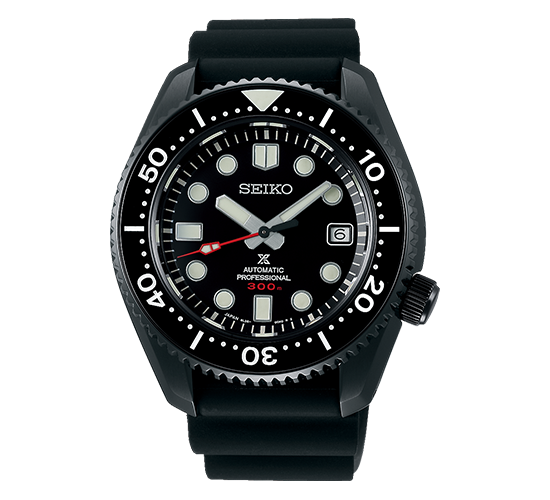 Seiko SLA035J1 Prospex Marinemaster DLC Limited Edition