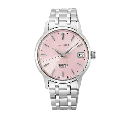 Seiko SRP839J1 Presage Cocktail Pink Ladies