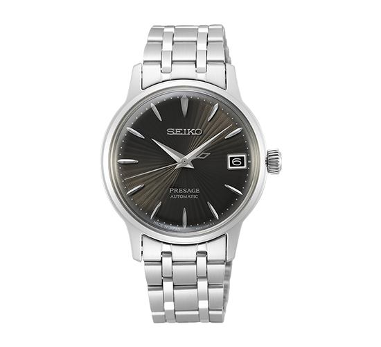 Seiko SRP837J1 Presage Cocktail Grey Ladies
