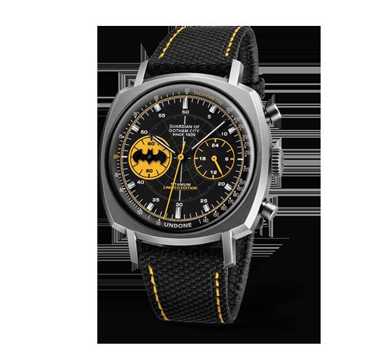 "Undone Batman ""Caped Crusader"" Limited Edition"