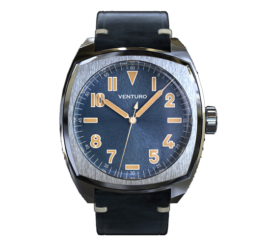 Venturo Field Watch 2 Sunburst Blue