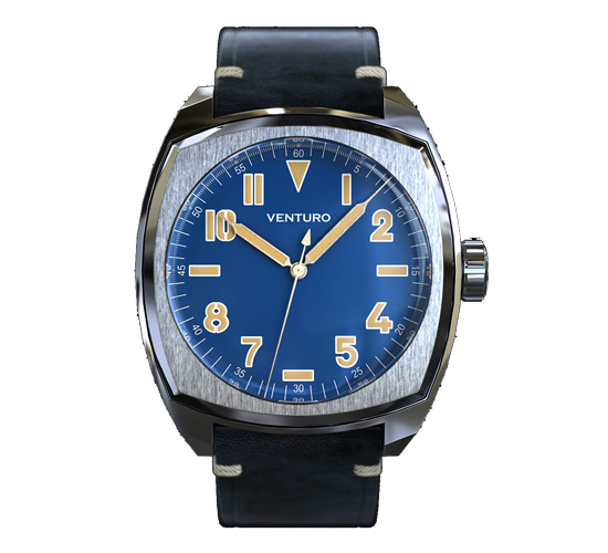 Venturo Field Watch 2 Blue