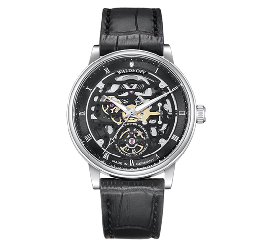 Waldhoff Capital Obsidian Black