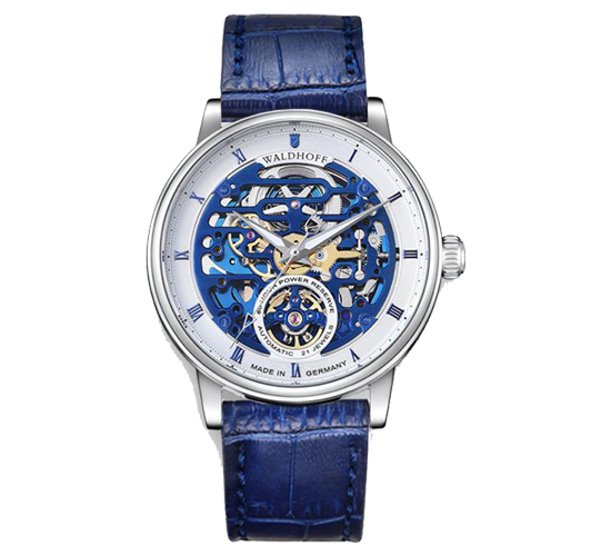 Waldhoff Capital Royal Blue
