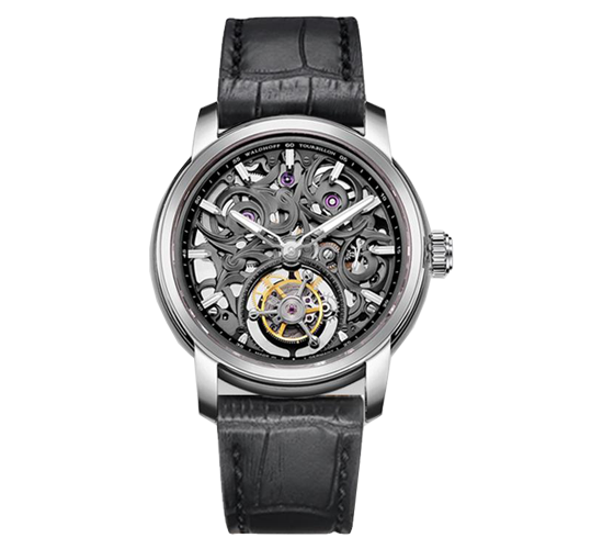 Waldhoff Imperial Tourbillon Black Diamond