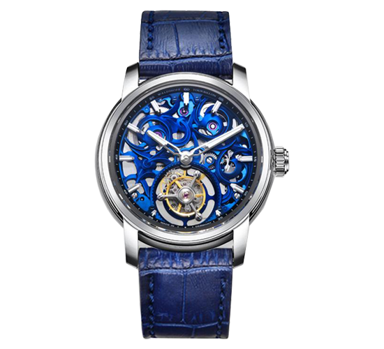 Waldhoff Imperial Tourbillon Royal Blue