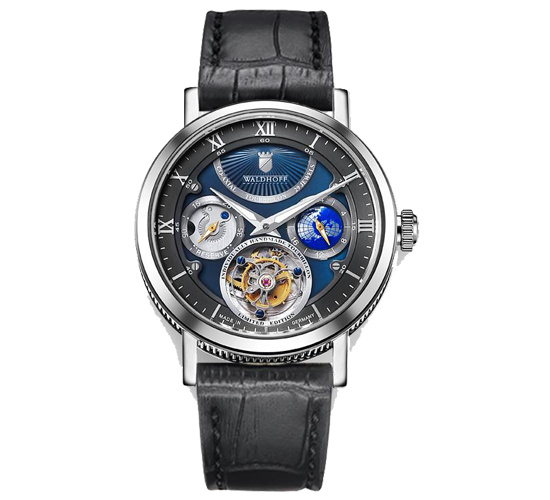 Waldhoff Ultramatic Tourbillon Carbon Bay