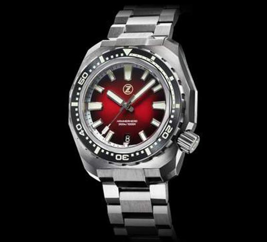 Zelos Hammerhead 3 Crimson Red