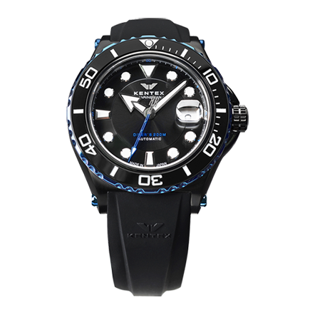 Kentex Marineman Black/Blue S706M-22