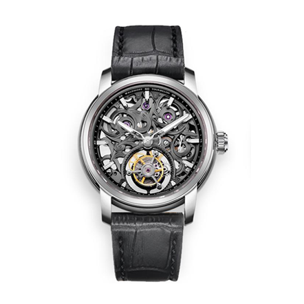 Waldhoff Imperial Tourbillion Black Diamond
